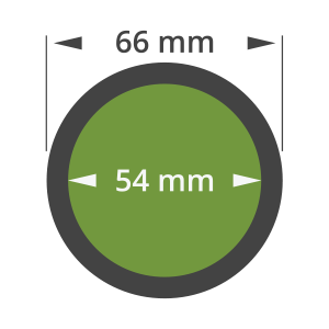 Vorlage Button 56mm